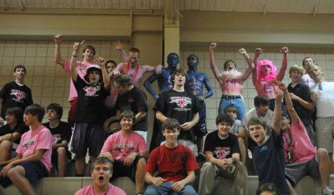 Volleyball Fans Go Wild at Varsity Game Against Sacred Heart