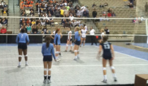On the Field: Blue Gator Volleyball Team Goes to State