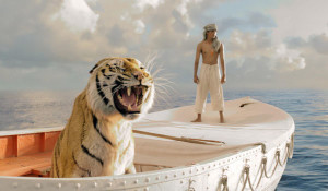Movie in a Minute: Life of Pi