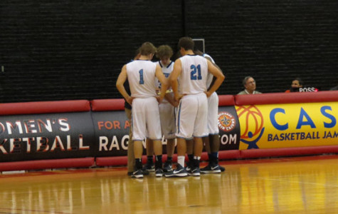 On the Field: Blue Gators Boys Basketball