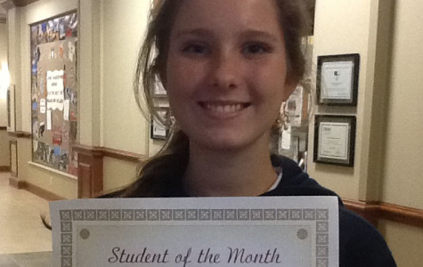 ARK Student of the Month: Hannah Short