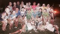 Big Sis-Lil Sis Program Helps Cheerleaders Bond Before Season Begins