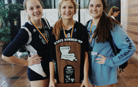 My Personal Experience: Volleyball State Finals
