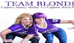 Blondes vs. Brunettes Flag Football Game: Help Fight The Alzheimer's Disease
