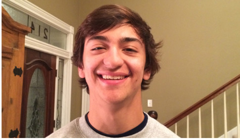 Student of the Month: John Hathorn