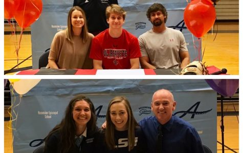 National Signing Day: Sarah Beadle & Jeffery Elkins