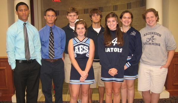 Juniors Take Part in Civic Leadership