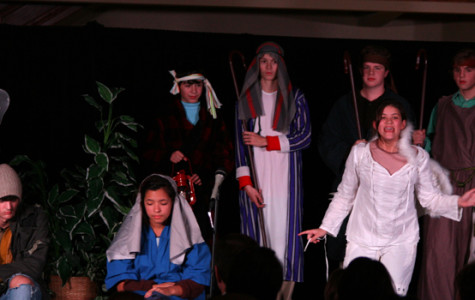 Students Stage The Best Christmas Pageant Ever