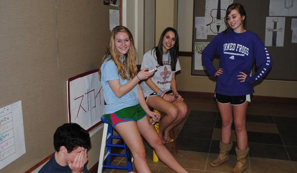 Lock-In Was the Key to a Fun Friday Night