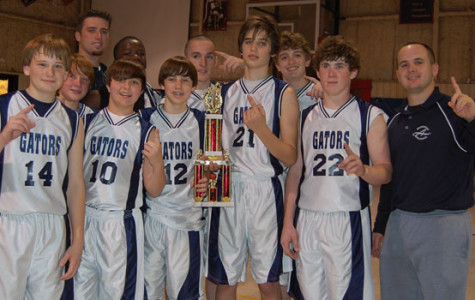 AES Basketball Teams Finish Strong