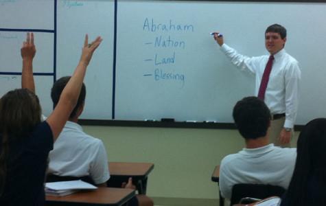 Teacher Feature: Mr. Curtis