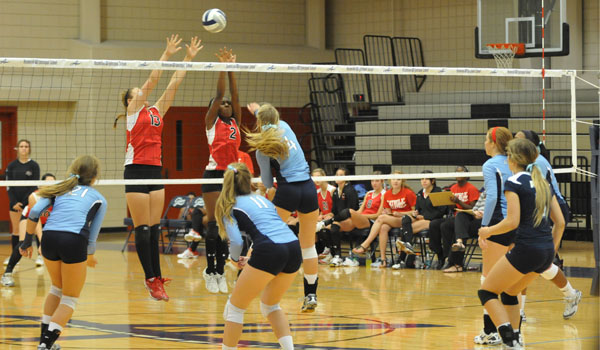 AES Volleyball Off to Rocky Start, Hopes Still High