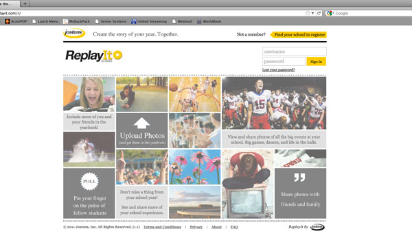Yearbook Staff to Utilize Replayit.com