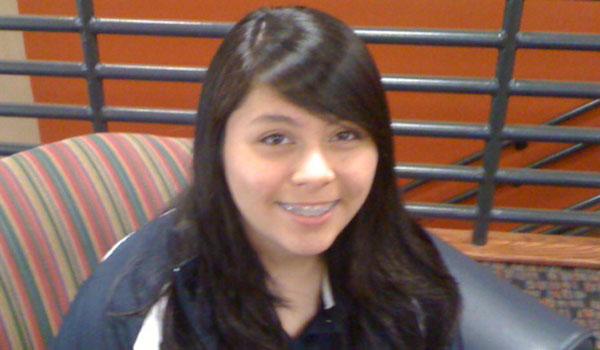 Student Spotlight: Samantha Sawvel
