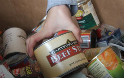 Students Asked to Contribute to Food Drive