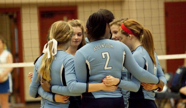 State Bound: Blue Gator Varsity Volleyball