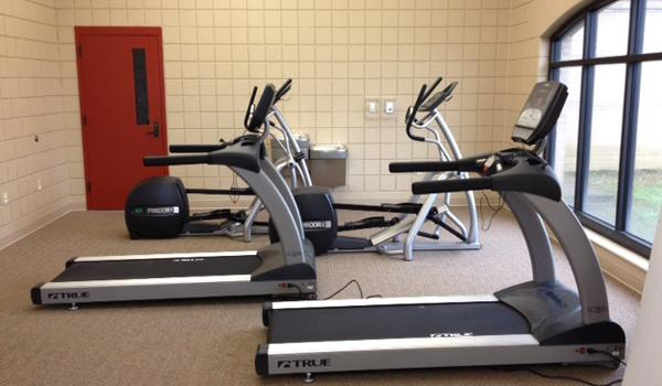 Students' Hearts Will Race for New Cardio Equipment