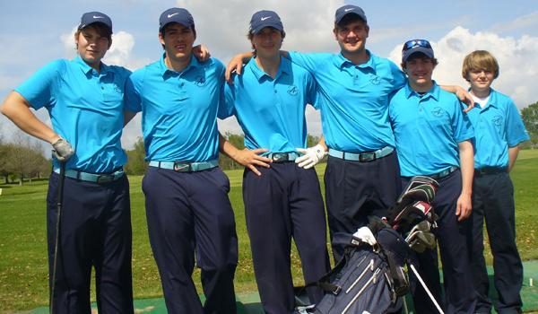 On the Field: Blue Gator Golf