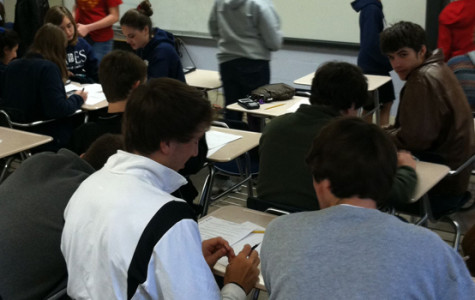 AES Students Dominate at Mathcounts Tournament