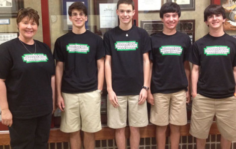Debate Team Competes in State Tournament