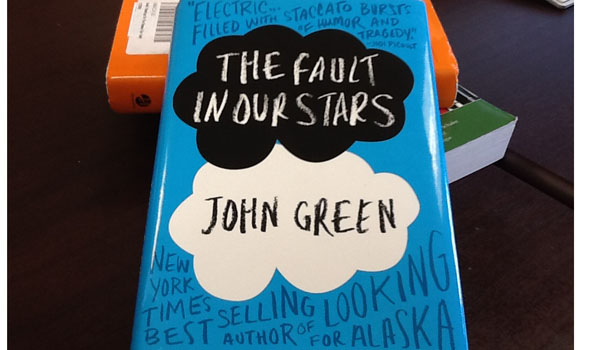Bookmarked: The Fault in Our Stars