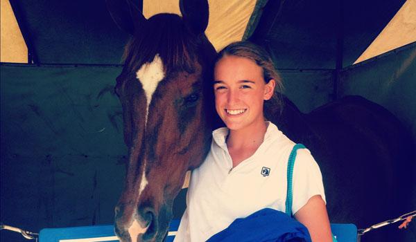 Student Spotlight: Emma Stolzenthaler