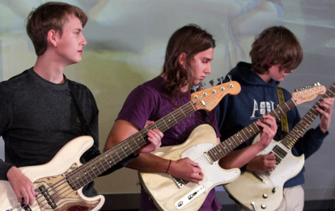 Students Rock Homecoming Concert