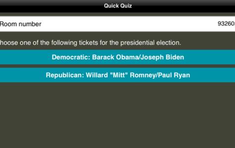 Romney/Ryan Ticket Wins in AES Mock Election