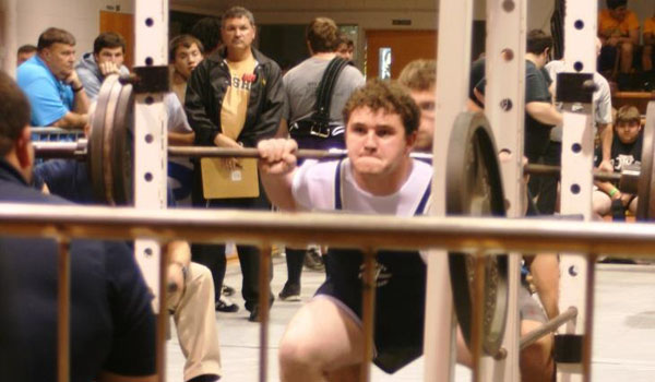 Powerlifting Team Makes it to State in First Year