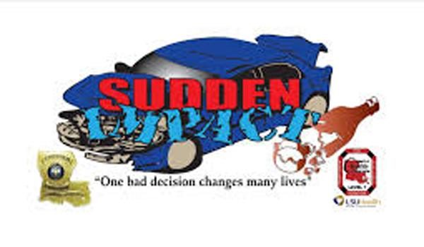 Sudden Impact Impacting Students' Lives