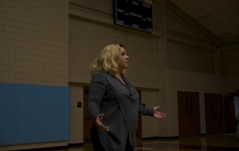Guest Speaker Liz Imperio Preaches Passion