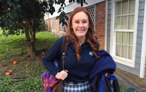Student of the Month: Vivian Fontenot