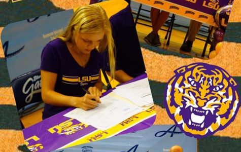 Meet Our Newest College Commit -- Kirsten Landry!
