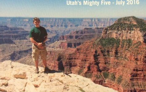 Connor Landry Earns Rank of Eagle Scout