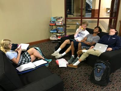 Students Should Keep Campus Pride in Mind