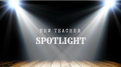New Teacher Spotlight: Part I