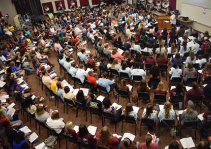 Ascension Choir's Weekend at Mississippi State