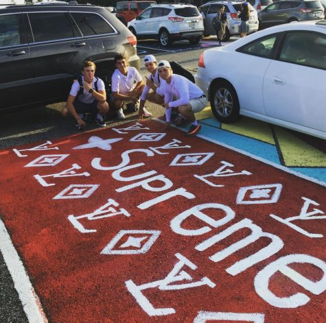 Parking Spot Tradition Lives On