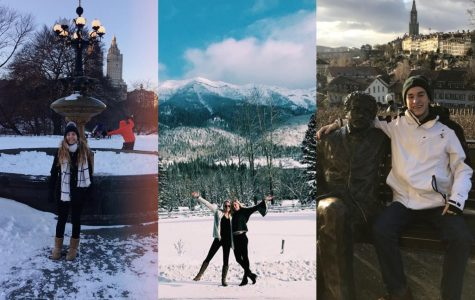 Gator Nation Takes a Christmas Vacation: NYC, British Columbia, and Switzerland Edition
