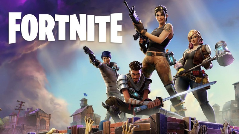 Fortnite+%22Battle+Royale%22
