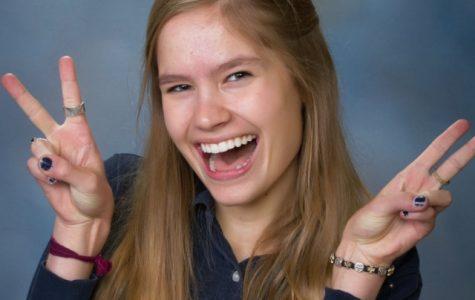 Senior Spotlight: Jillian Verzwyvelt