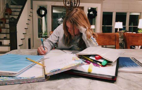 Written Homework Affects Students' Academic Performance?