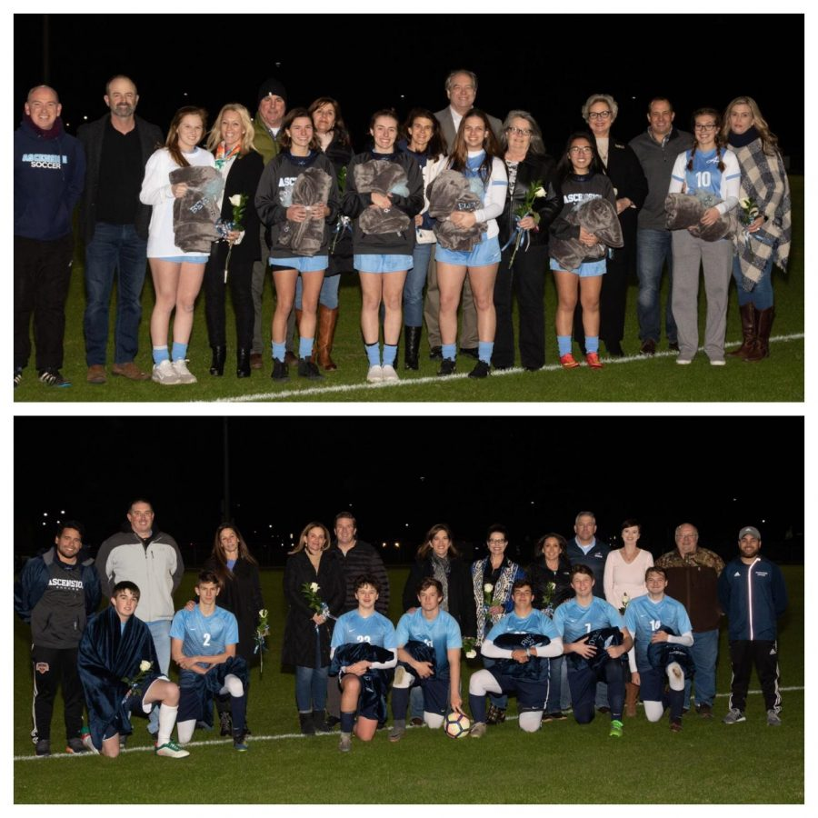 Senior+Night+for+Girls+and+Boys+Soccer