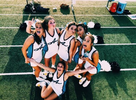 Traveling through Time with Ascension Cheerleading
