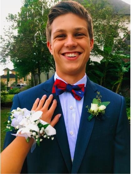 Senior Spotlight: Andrew Gagnard