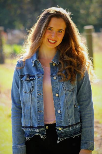 Senior Spotlight: Katherine Broussard