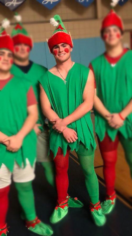 Senior Spotlight: Blaine Blanchard