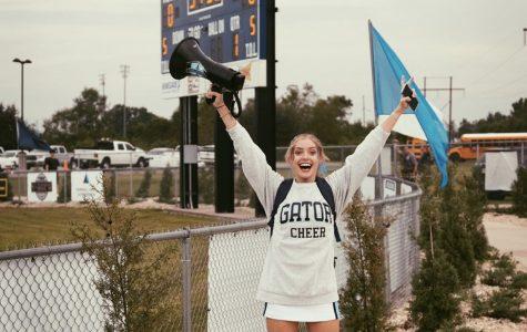 Senior Spotlight: Taylor Domingue