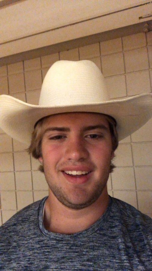 Senior Spotlight: Cole Griffith