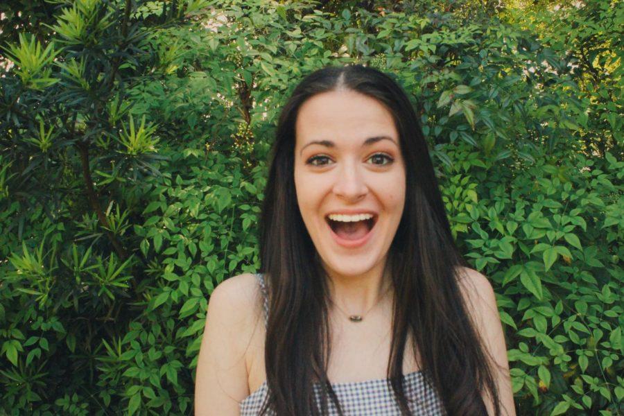 Senior Spotlight: Emily Roberts